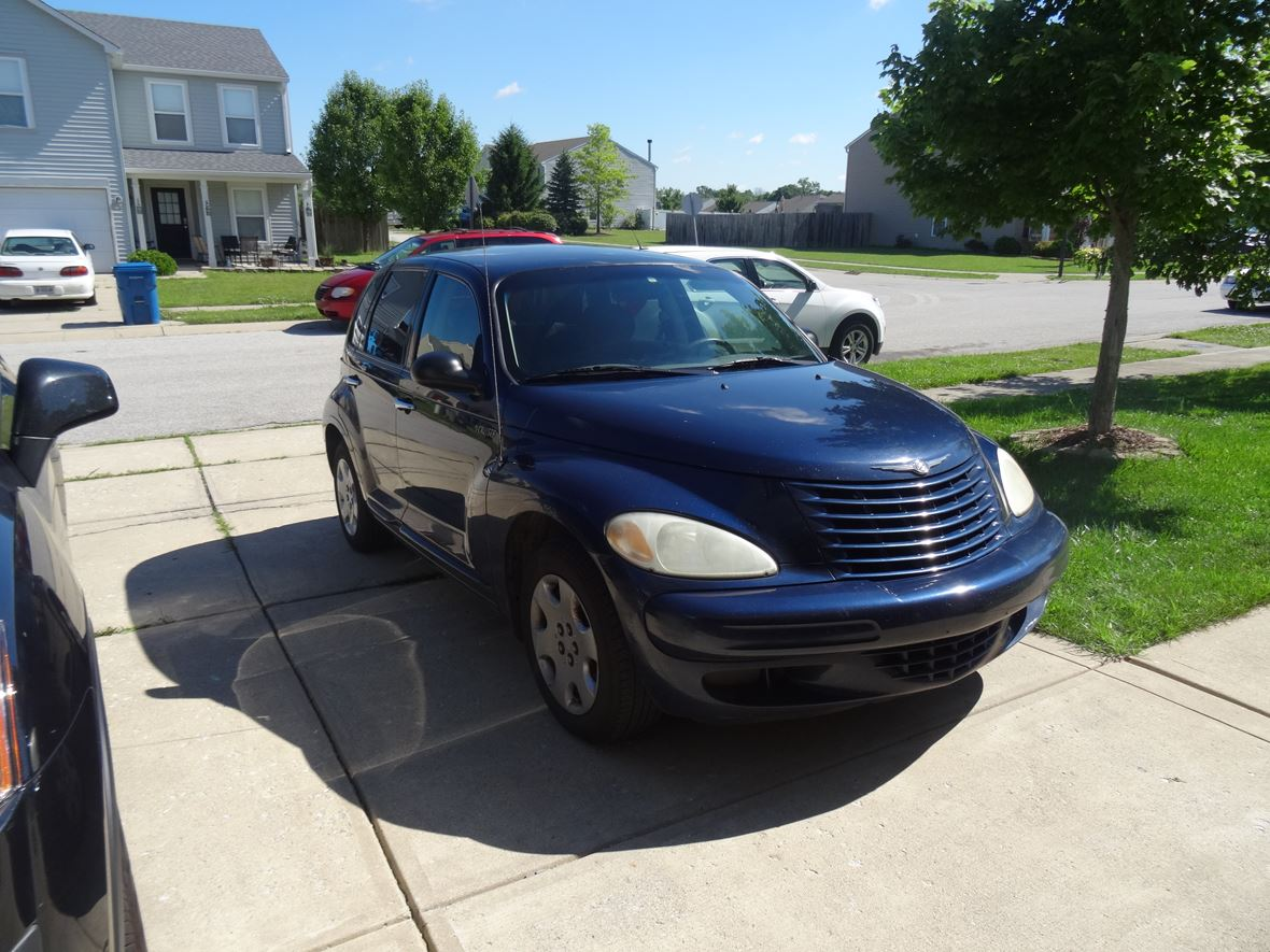 2004 Chrysler PT Cruiser for sale by owner in Indianapolis