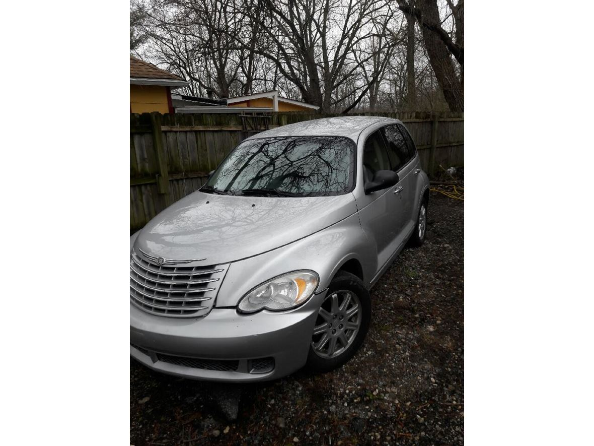 2007 chrysler pt cruiser sale by owner in indianapolis in 46210. Black Bedroom Furniture Sets. Home Design Ideas