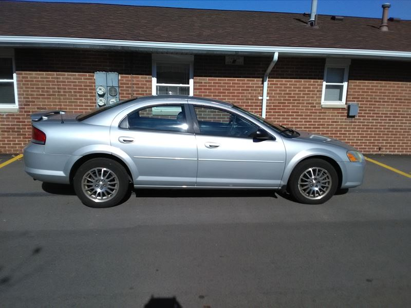 2004 Chrysler Sebring For Sale By Owner In Dayton Oh 45475