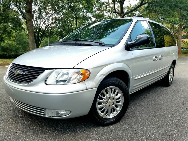 2003 chrysler town country for sale by owner in marietta ga 30090. Black Bedroom Furniture Sets. Home Design Ideas