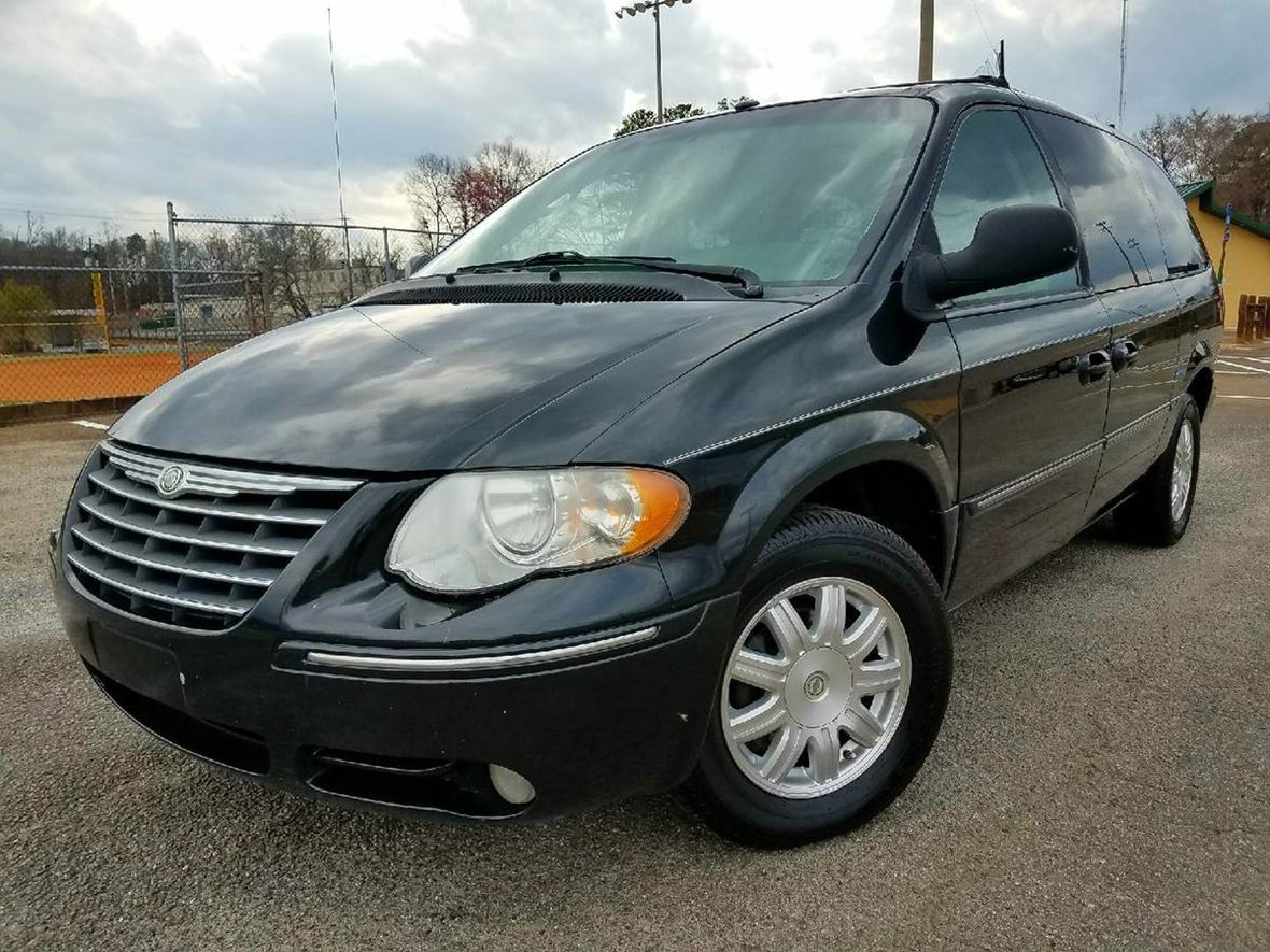 2006 chrysler town country sale by owner in marietta ga 30090. Black Bedroom Furniture Sets. Home Design Ideas