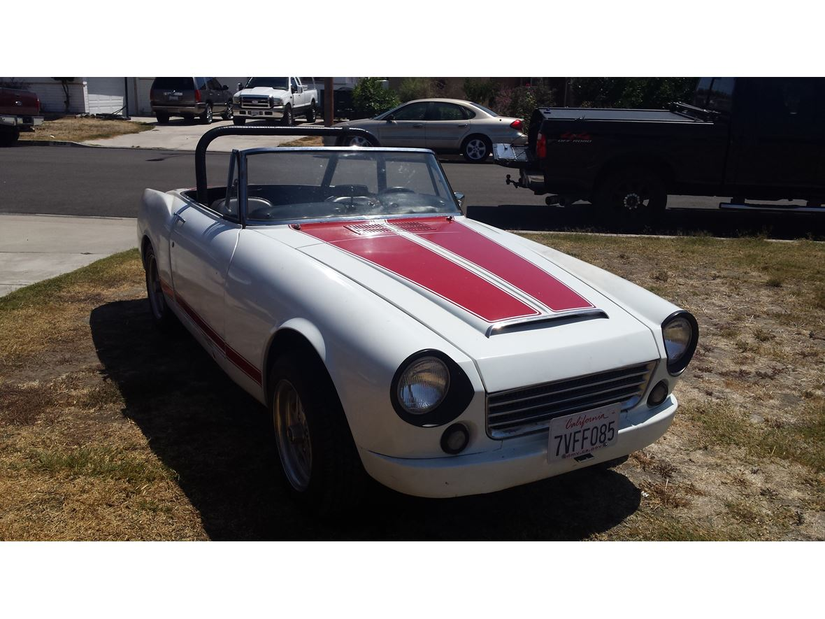 1967 Datsun 1600 roadster for sale by owner in Anaheim