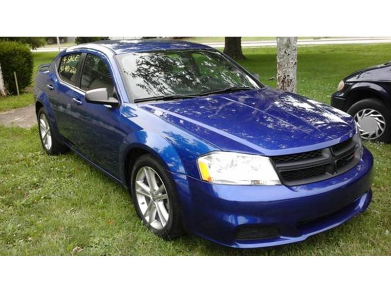 2014 dodge avenger for sale by owner in plainfield in 46168. Cars Review. Best American Auto & Cars Review