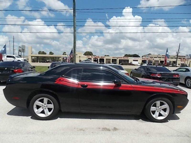 2011 dodge challenger for sale by owner in houston tx 77299. Black Bedroom Furniture Sets. Home Design Ideas