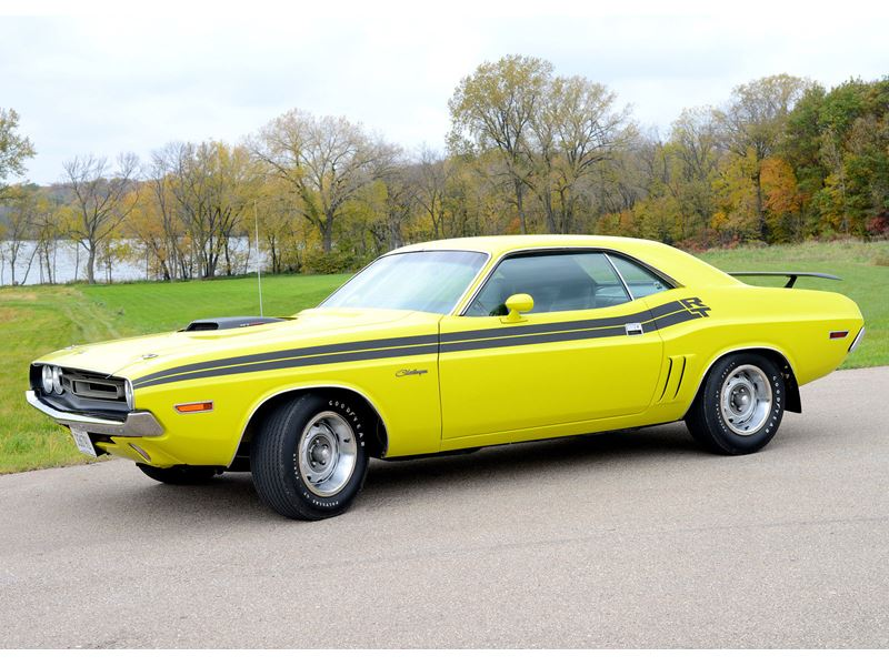 Cars For Sale By Owner Mn: 1971 Dodge Challenger R/T