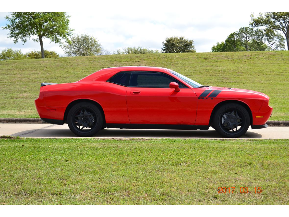 2009 dodge challenger rt sale by owner in missouri city tx 77489. Black Bedroom Furniture Sets. Home Design Ideas
