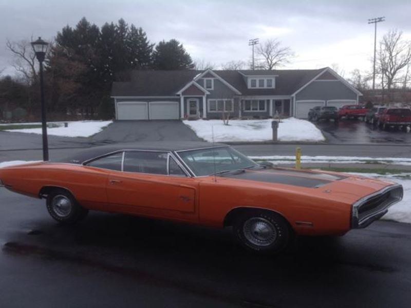 1970 Dodge Charger Classic Car Sale By Owner In Waterloo