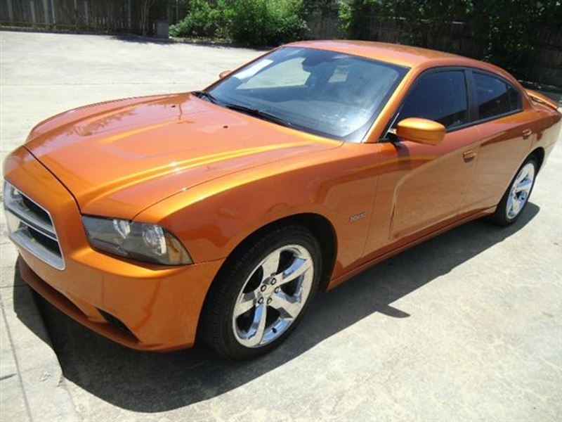 2011 Dodge Charger for sale by owner in Houston