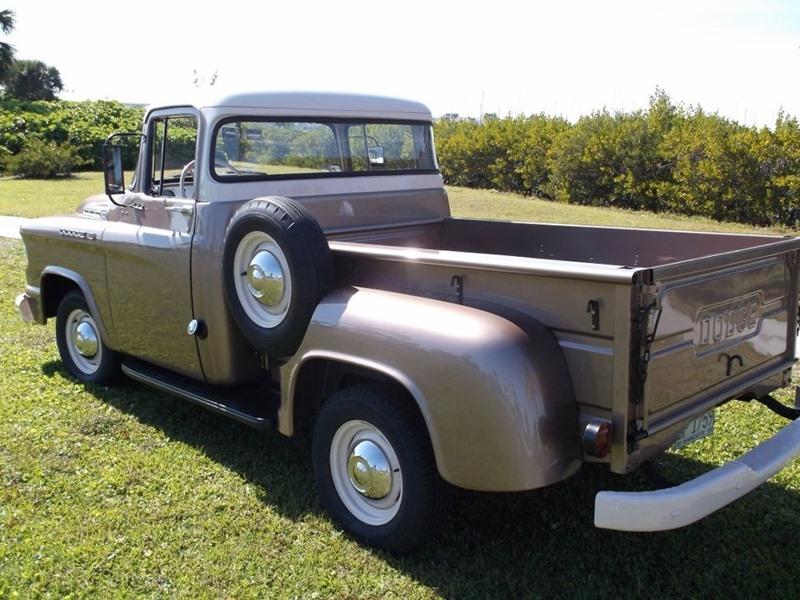 1958 Dodge D100 Antique Car Charlotte Nc 28299
