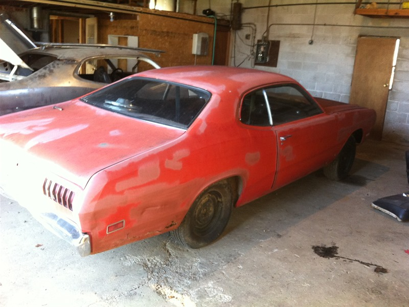 1971 Dodge Demon - Classic Car by Owner in Springfield, MO 65803