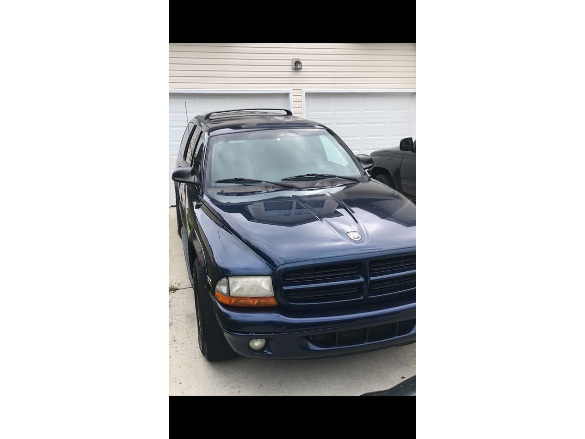 2001 Dodge Durango for sale by owner in Riverdale