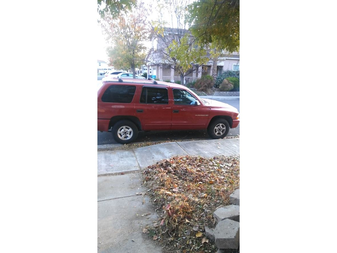 2001 Dodge Durango for sale by owner in Vacaville