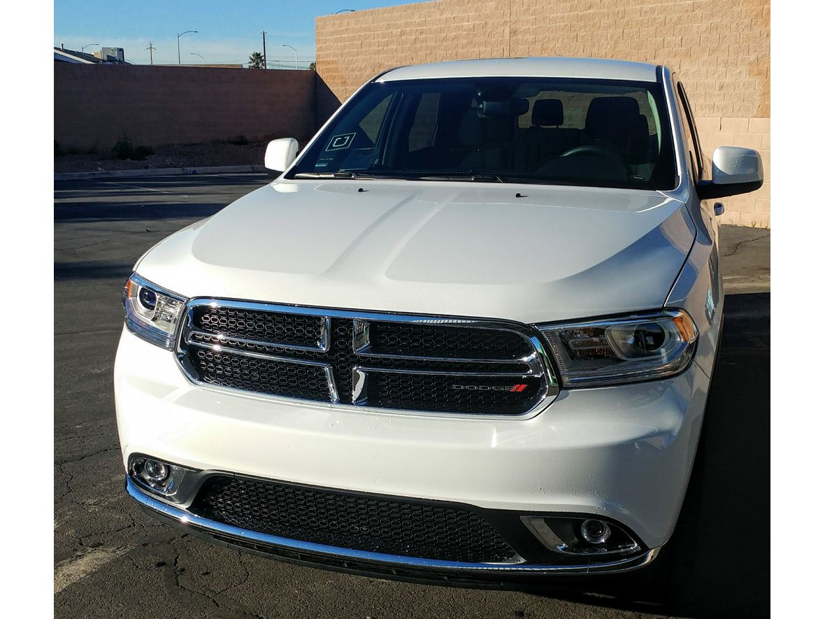 2017 Dodge Durango for sale by owner in Las Vegas
