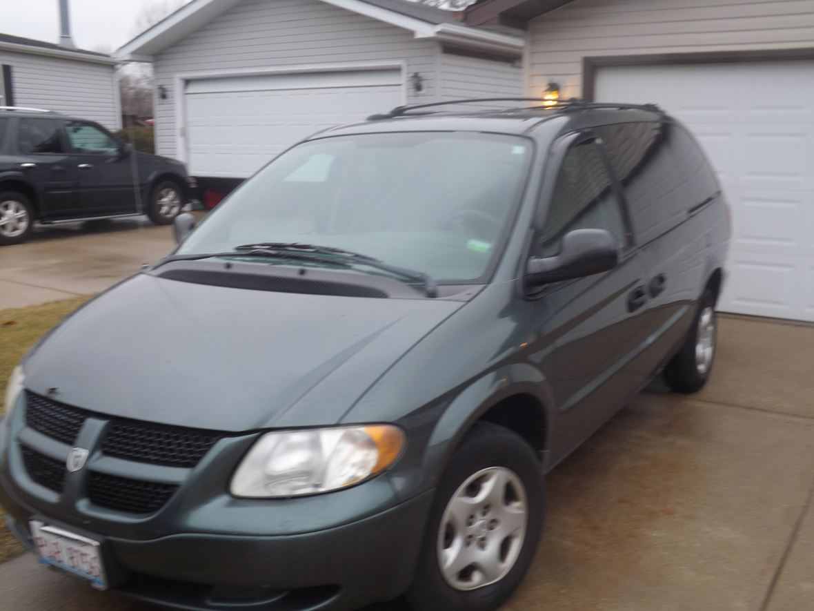 2003 dodge grand caravan for sale by owner in matteson il 60443. Black Bedroom Furniture Sets. Home Design Ideas