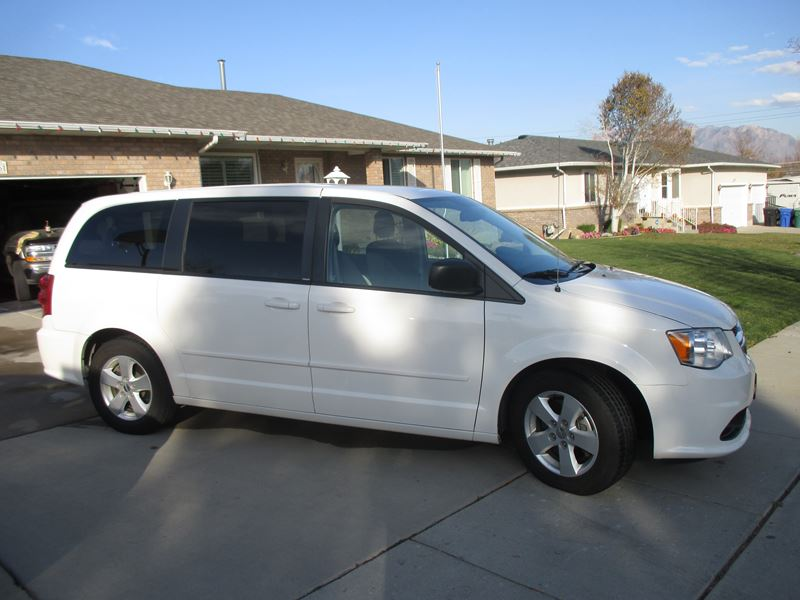 2013 dodge grand caravan for sale by owner in west jordan ut 84084. Cars Review. Best American Auto & Cars Review