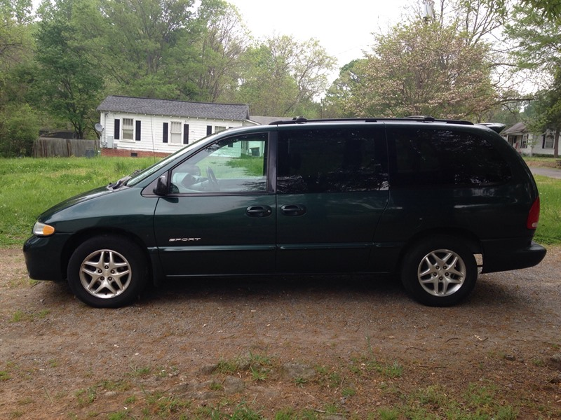 1999 dodge grand caravan sport by owner in kannapolis nc. Black Bedroom Furniture Sets. Home Design Ideas