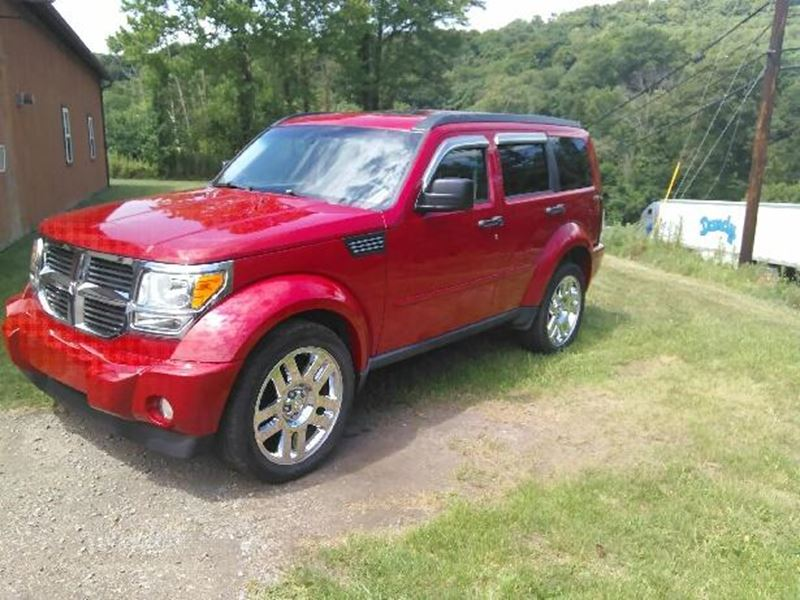 2011 dodge nitro for sale by owner in mars pa 16046. Black Bedroom Furniture Sets. Home Design Ideas