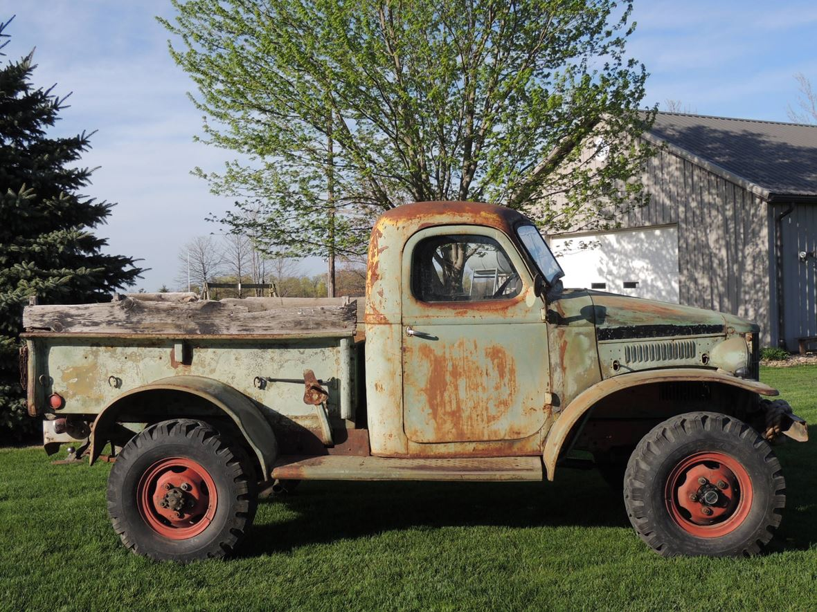 1941 Dodge power wagon - Antique Car - New Washington, OH ...