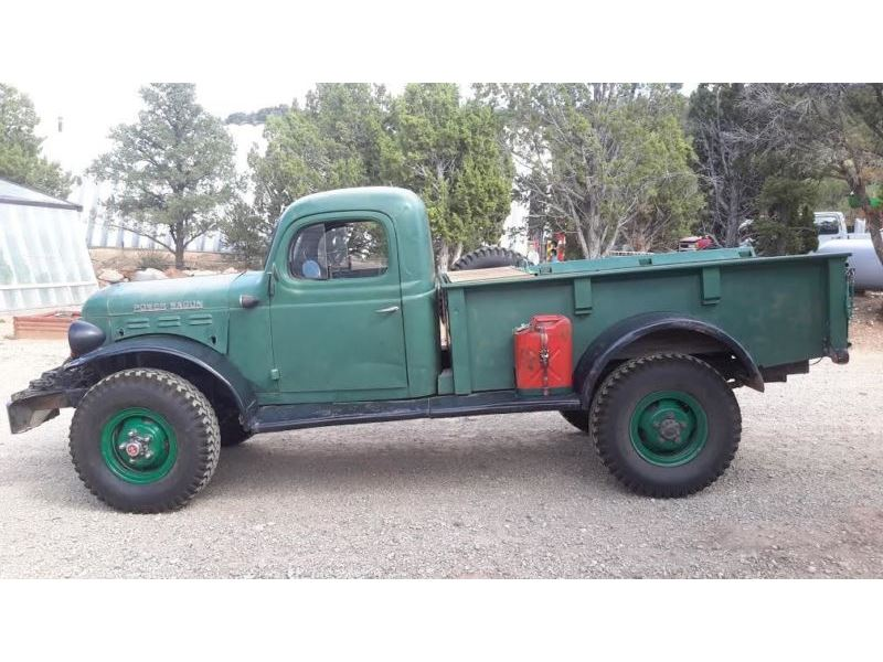 1950 dodge power wagon   classic car by owner elsinore ut