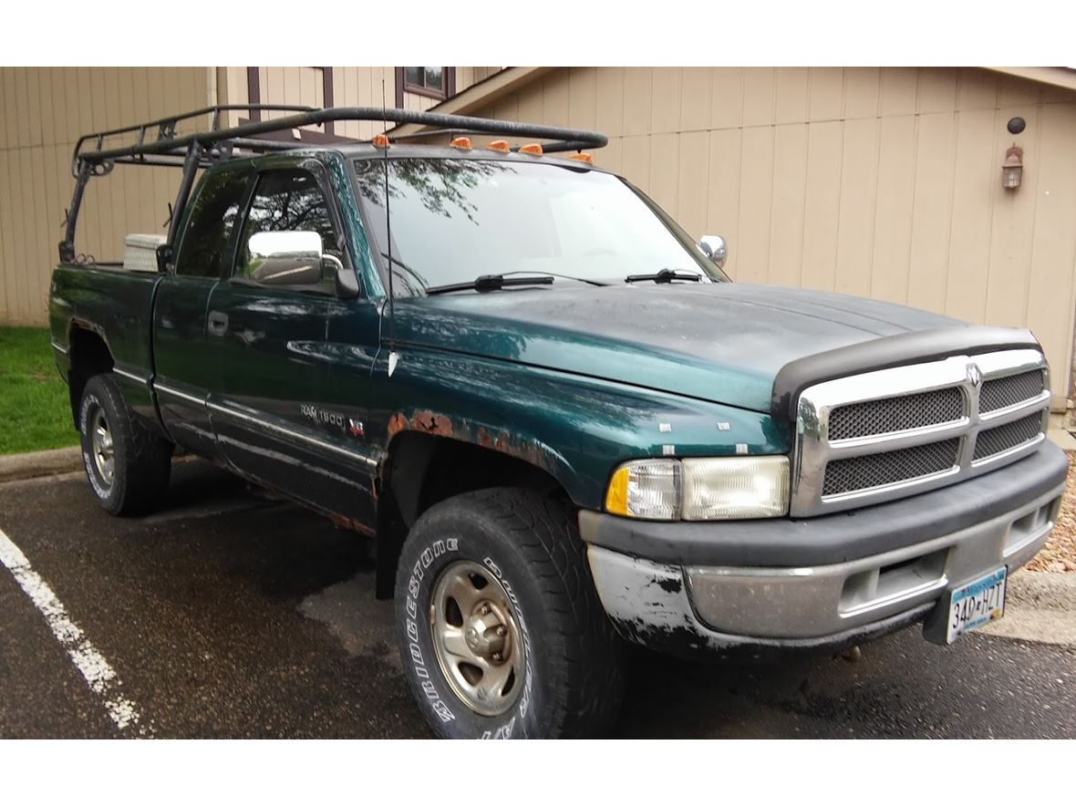 Cars For Sale By Owner Mn: 1995 Dodge Ram 1500 For Sale By Private Owner In