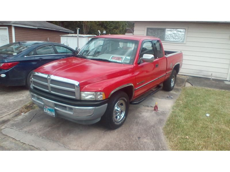 1996 dodge ram 1500 for sale by owner in pasadena tx 77506. Black Bedroom Furniture Sets. Home Design Ideas