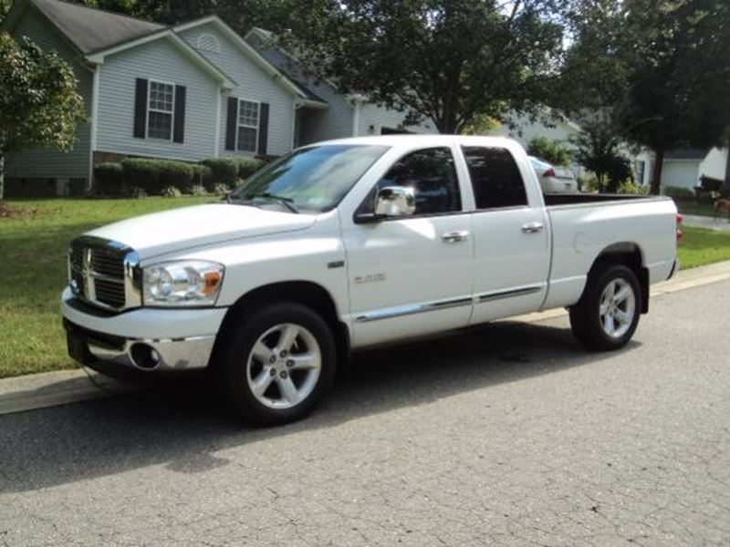 2008 dodge ram 1500 for sale by owner in saint louis mo 63198. Cars Review. Best American Auto & Cars Review