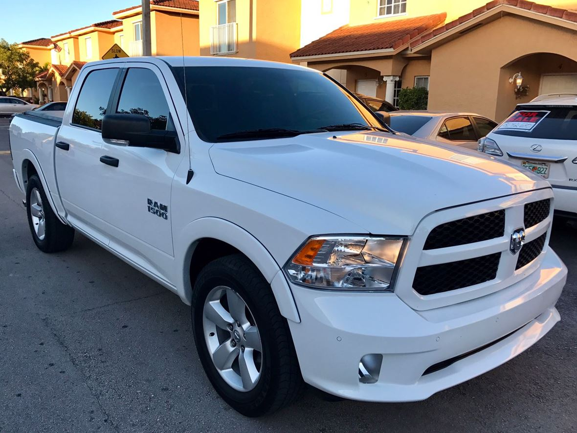 2015 Dodge Ram 1500 For Sale By Owner In Hialeah Fl 33018
