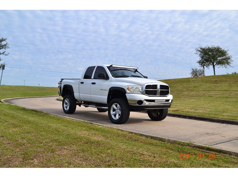2007 dodge ram 1500 slt for sale by owner in missouri city tx 77489. Black Bedroom Furniture Sets. Home Design Ideas