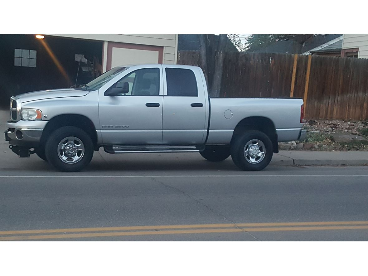 2003 dodge ram 2500 for sale by owner in englewood co 80155. Cars Review. Best American Auto & Cars Review