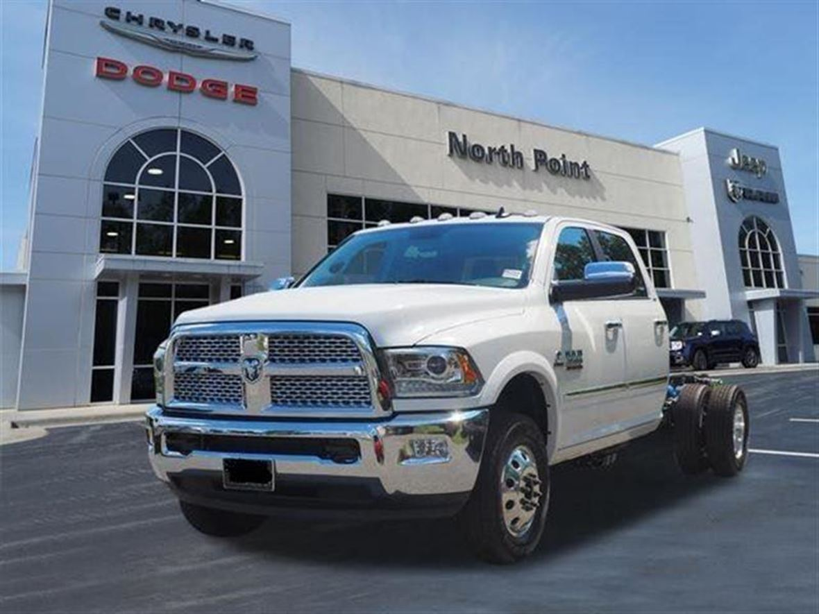 2017 Dodge Ram Chassis 3500 for sale by owner in Wilmington