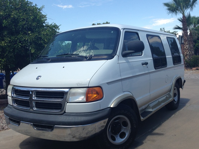 2003 dodge ram van for sale by owner in mesa az 85277. Black Bedroom Furniture Sets. Home Design Ideas