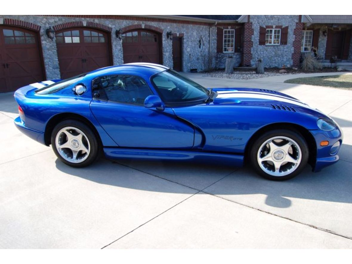 1996 Dodge Viper for sale by owner in Davis City