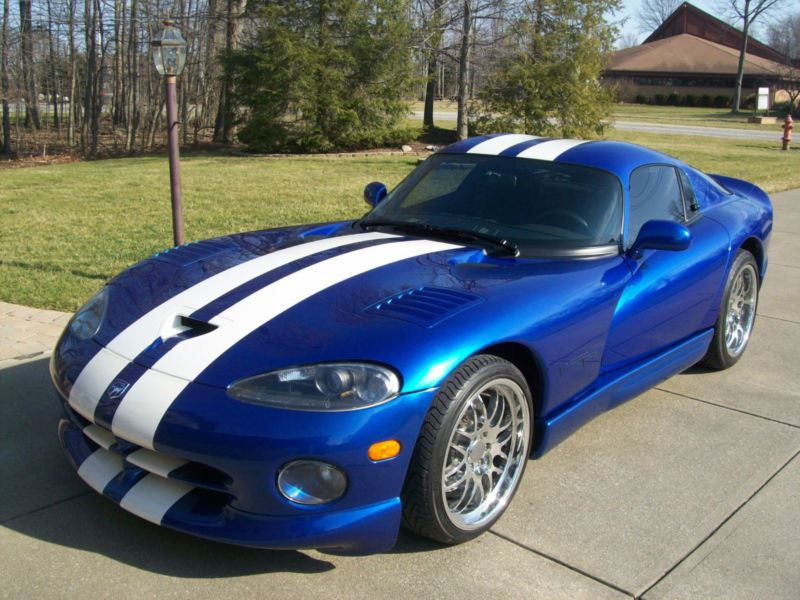 used 1997 dodge viper for sale by owner in new madison oh 45346. Black Bedroom Furniture Sets. Home Design Ideas