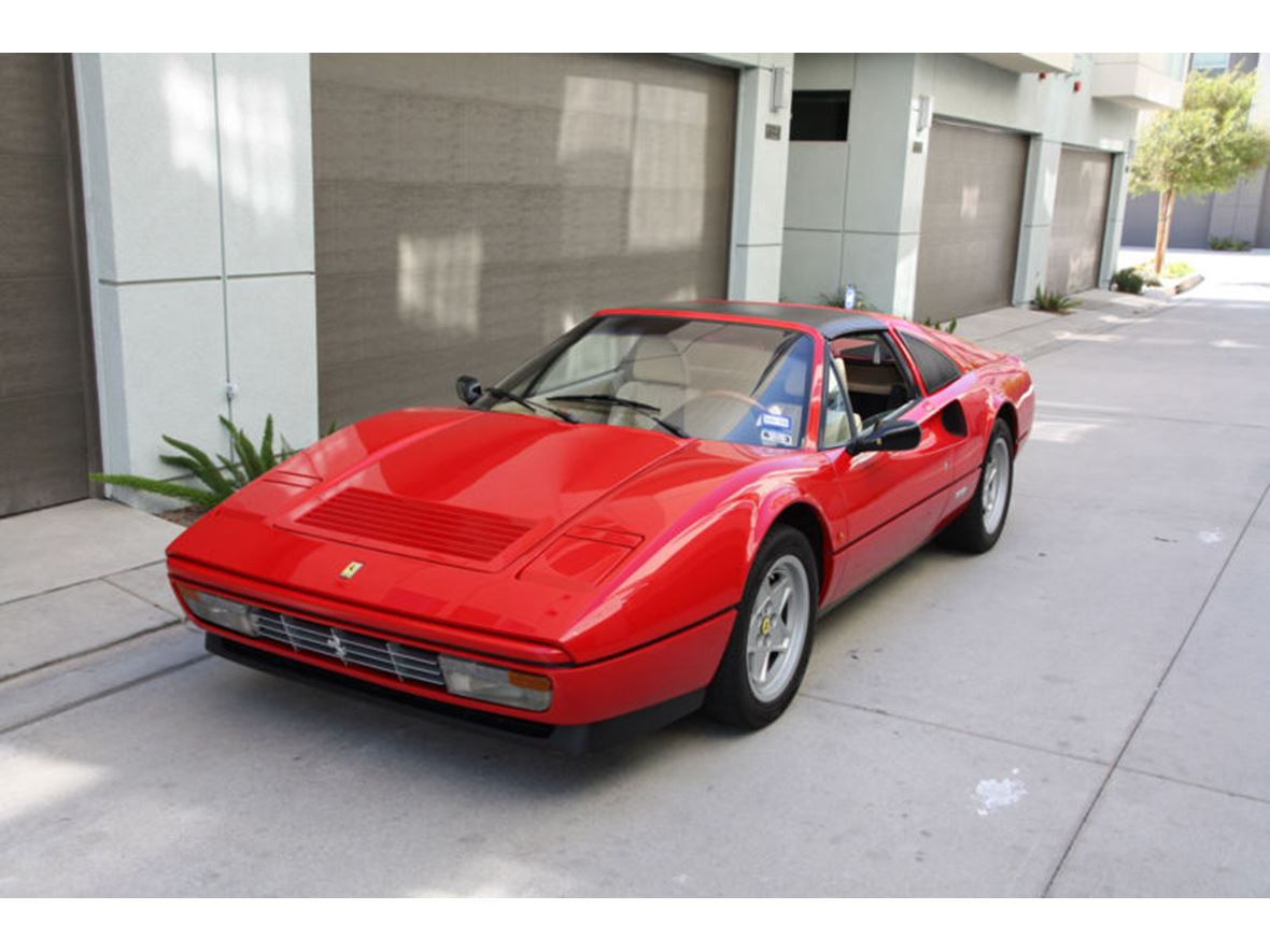 1980 ferrari 328 classic car san jose ca 95125. Black Bedroom Furniture Sets. Home Design Ideas