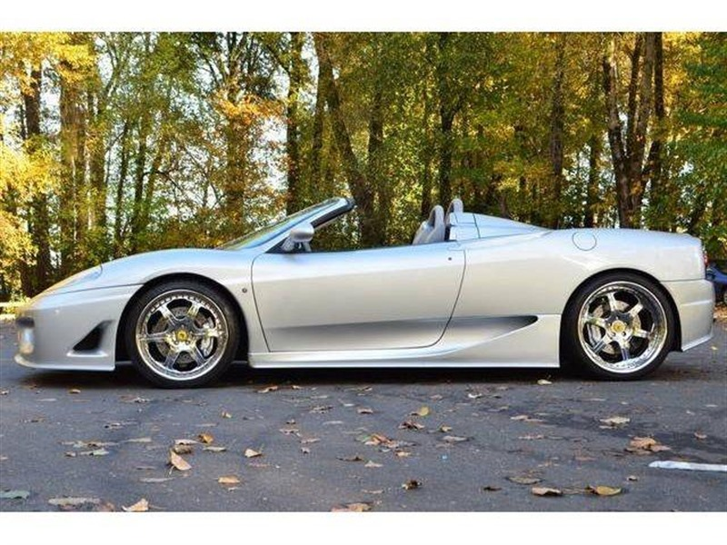 2001 ferrari 360 modena for sale by owner in shalimar fl. Black Bedroom Furniture Sets. Home Design Ideas