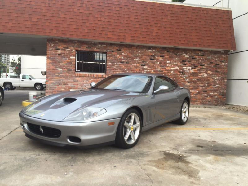 2002 ferrari 575 for sale by owner in altamonte springs. Black Bedroom Furniture Sets. Home Design Ideas