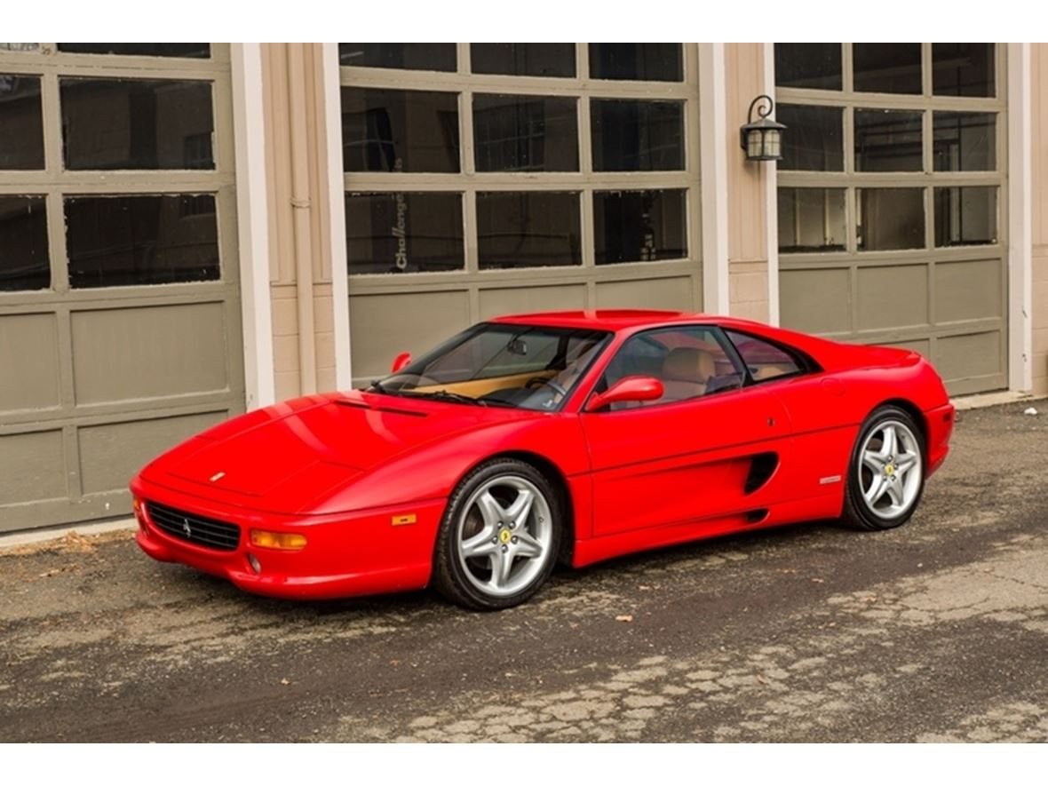 used 1997 ferrari f355 for sale by owner in cambridge ma. Black Bedroom Furniture Sets. Home Design Ideas