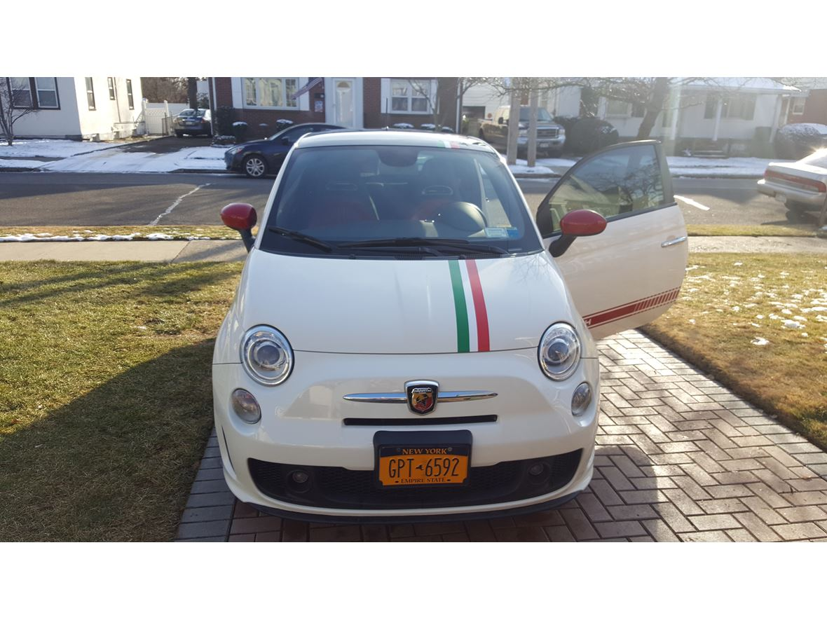 2011 Fiat 500 Abarth for sale by owner in New Hyde Park