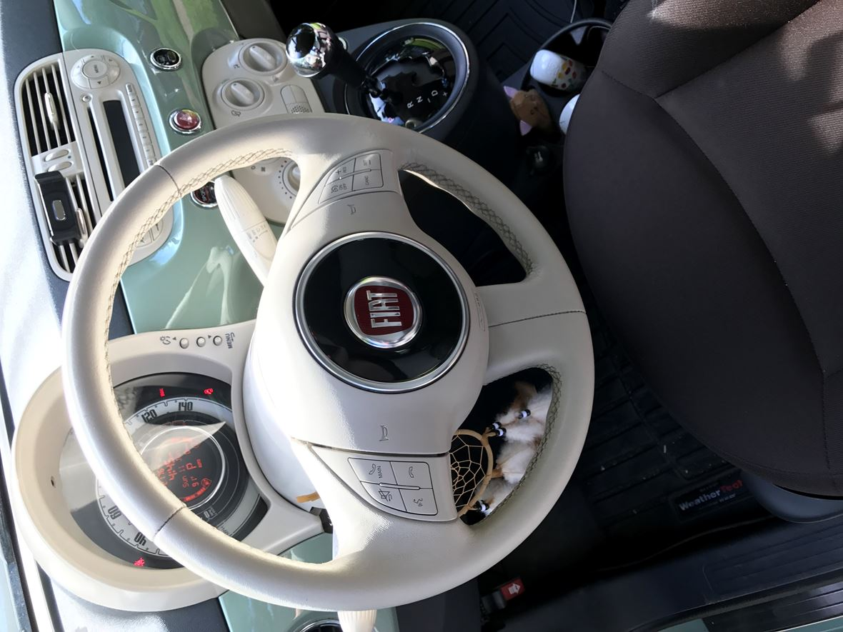 2014 Fiat 500c for sale by owner in Forest Hills