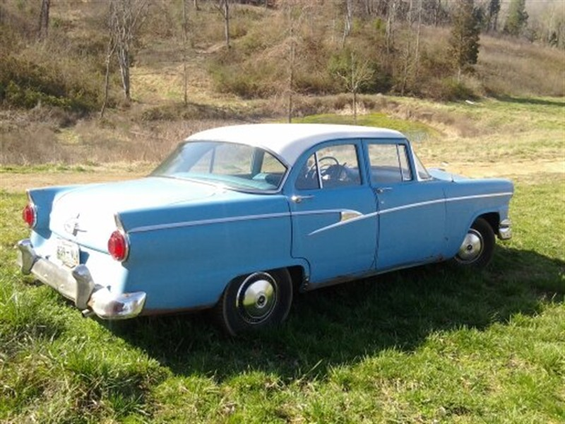 1956 Ford customline for sale by owner in KNOXVILLE