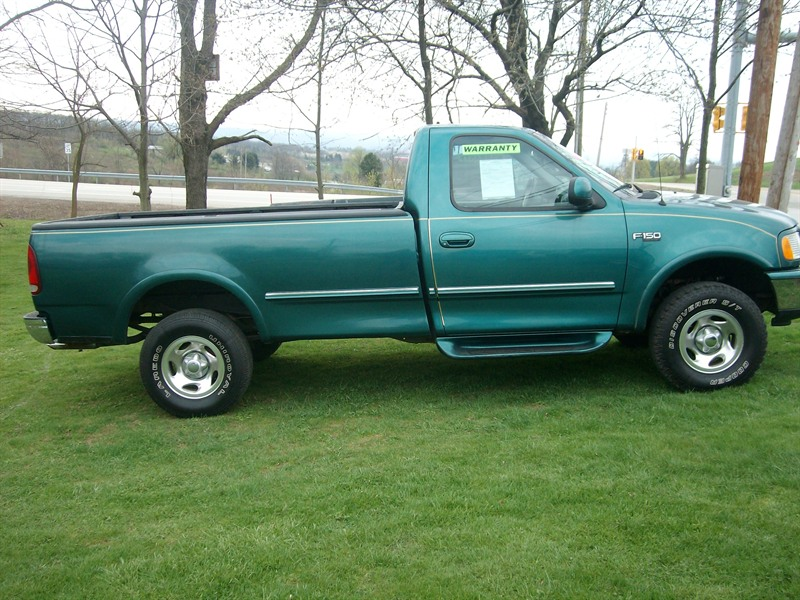 1997 ford f 150 for sale by owner in mount pleasant pa 15666. Black Bedroom Furniture Sets. Home Design Ideas