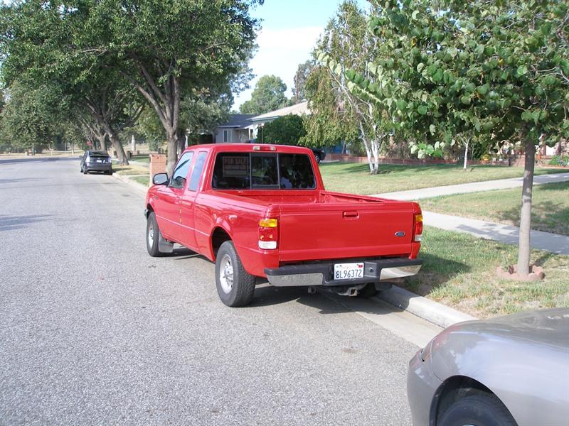 1998 ford ranger xlt for sale by owner in riverside ca 92501. Black Bedroom Furniture Sets. Home Design Ideas