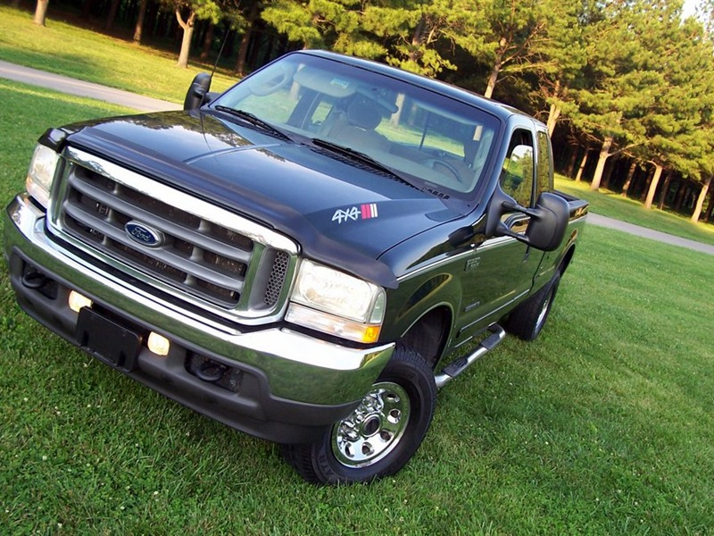 2003 Ford F-250XLT For Sale By Private Owner In Atlanta