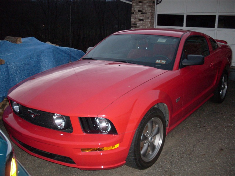 2005 ford mustang gt sale by owner in new cumberland wv 26047. Black Bedroom Furniture Sets. Home Design Ideas