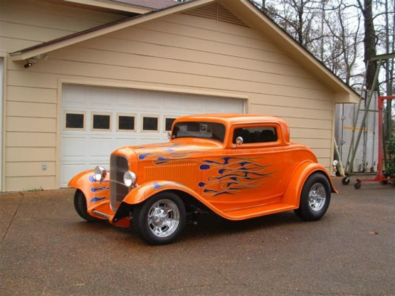 1932 Ford Coupe - Classic Car Sale by Owner in Greenwood, MS 38935