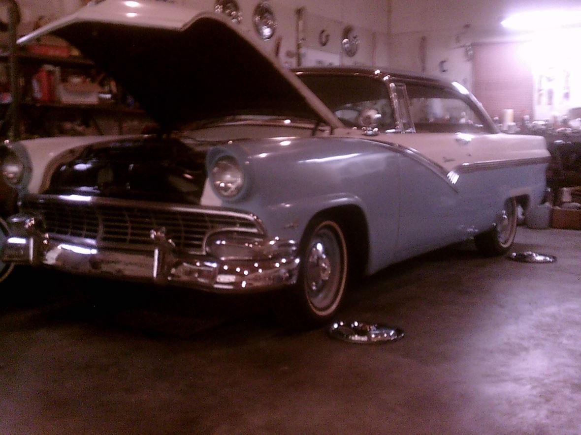 1956 Ford Crown Victoria for sale by owner in Montrose