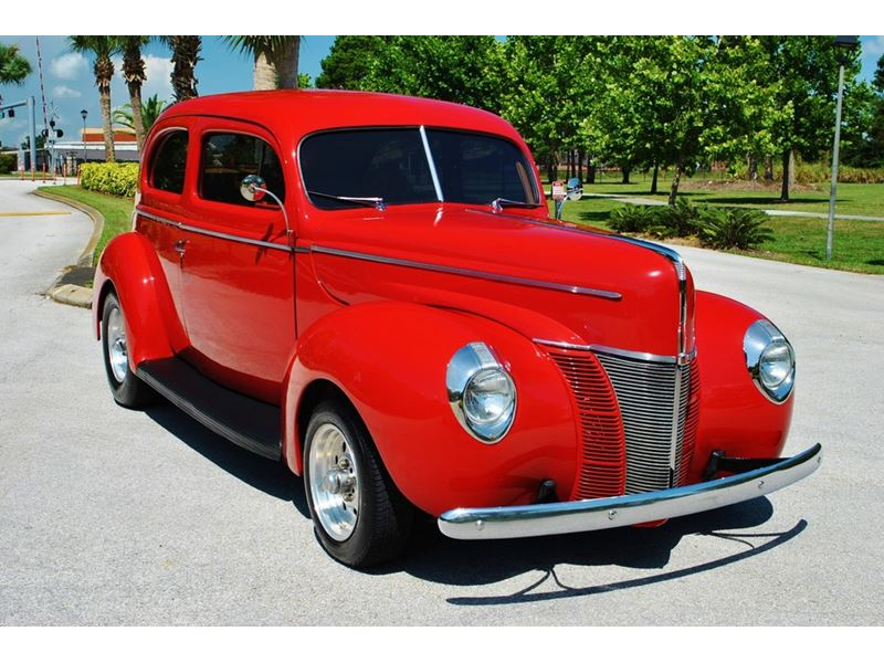 1940 ford de luxe tudor classic car by owner in las vegas nv 89158. Black Bedroom Furniture Sets. Home Design Ideas