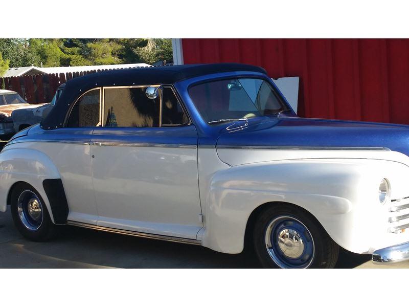 1946 ford delux antique car lancaster ca 93586. Black Bedroom Furniture Sets. Home Design Ideas