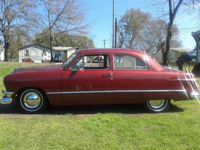 1950 ford deluxe antique car piedmont sc 29673. Black Bedroom Furniture Sets. Home Design Ideas