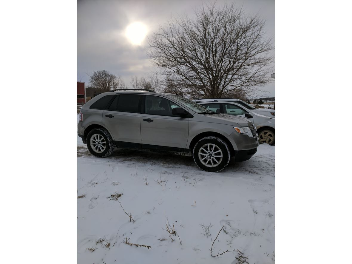 2008 ford edge for sale by owner in ionia mi 48846. Black Bedroom Furniture Sets. Home Design Ideas